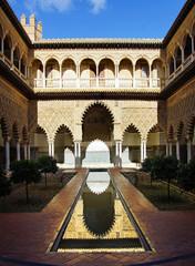 patio du Real Alcazar