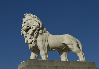 Monument of Lion.