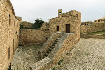 Medieval walls of Artajona