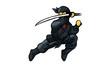 Ninja Flying Slash