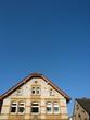 Fassaden mit Elementen aus Sandstein in Oerlinghausen
