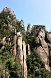 sanqingshan mountain in china
