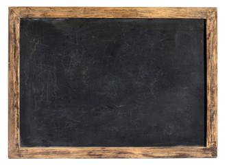 Vintage blackboard or school slate