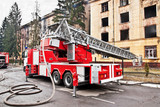 fire motor ladder