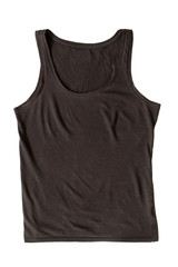 Brown tank top