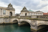 The Marble Bridge, Copenhagen
