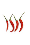 four red chili