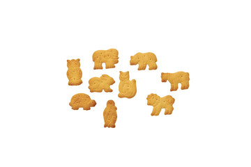Animals Biscuit