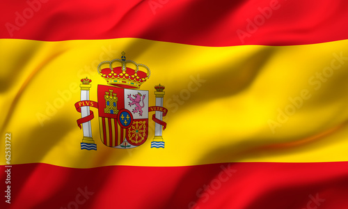 flag of Spain - 62533722