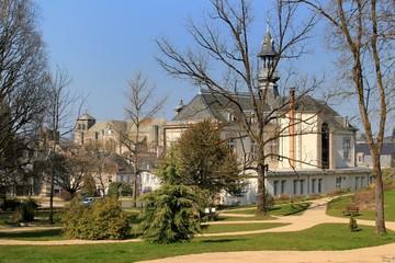 mairie de Saint-Yrieix-la-Perche.(Haute-Vienne)