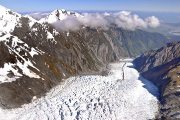 Franz Josef glacier - New Zealand