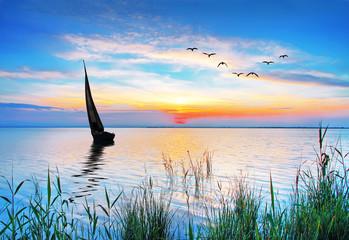vacaciones en el mar de colores © kesipun