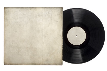 Vinyl Long Play Record