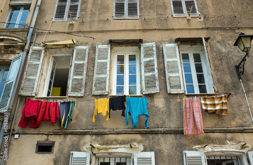 Grasse - Washing day