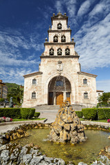 Church of the Assumption of Cangas de Onis