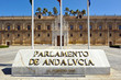Parliament of Andalusia in Seville, Spain