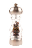 pepper shaker on a white background