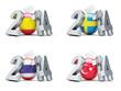 elections in Sweden, Spain, Thailand, Turkey 2014
