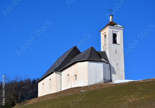 Salouf, Kirche San Roc (Del)