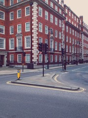London / Straße