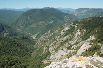 Haute vallée de l'Aude,pyrénées