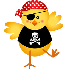 Pirate Chicken