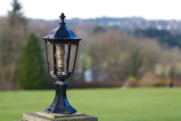 Lighting the way at Ardoe House