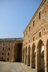 Fortezza Priamar - porticato - Savona