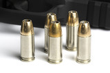 ammo - 9 mm hollow point