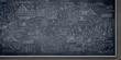 Sketch on blackboard
