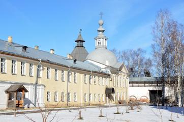 Вологда, Спасо-Прилуцкий монастырь. храм Всех Святых