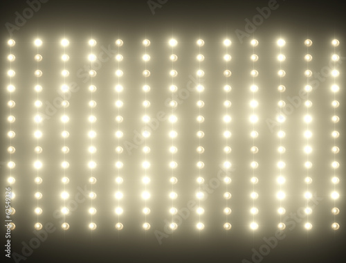 Picture presenting abstract sparkling background