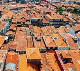 Porto tile rooftops