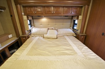 Motorhome Bed