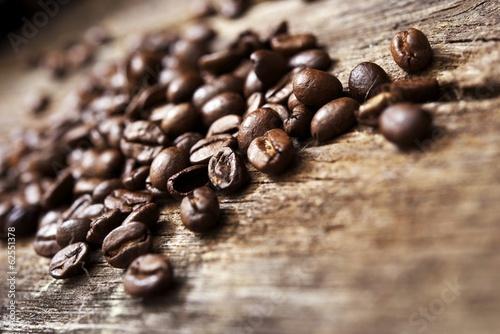 Coffee on Wood