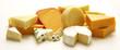 Leinwandbild Motiv Cheese Collection
