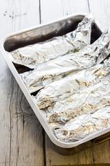 Fish foil