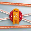 Sale Sticker Lines Ltd Offer