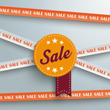 Sale Sticker Lines Sale