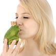 Twen küsst Froschkönig