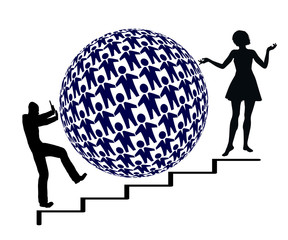 Equal Opportunities. Female executives on the rise