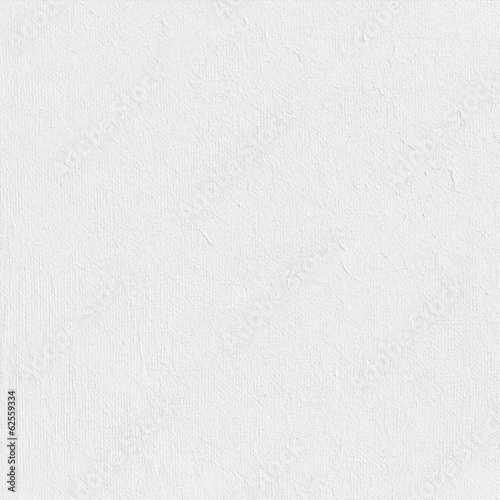 Tuinposter Stof White paper sheet or plastered wall background or texture
