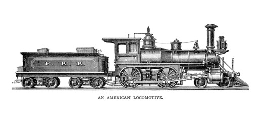 American locomotive