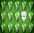 Idea concept light bulb