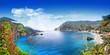 panorama of Monterosso al mare, Cinque terre