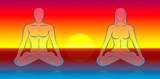 Dual Soul Meditation poster