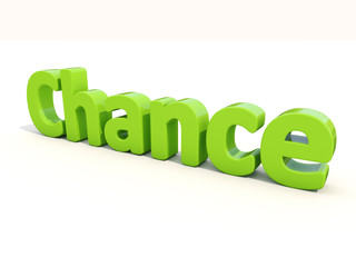3d word chance