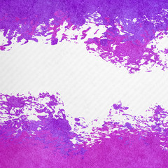 splash of paint background