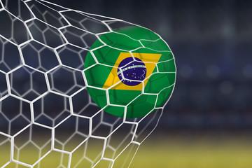 Amazing Brazilian Goal - Latin America