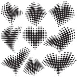 Set of halftone pattern